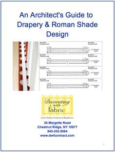 √ Ripplefold Fabrication Chart   Fabric Farms Interiors 3 3/4