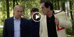 """Фильм Оливер Стоуна Путин VK.Widgets.Poll(""""vk_poll"""", {width: 300}, """"267995745_78b05d67c1703a3ac3"""");              Владимир Путин занял свой пост президента в 1999 году, и на протяжении всех этих лет является бессменным лидером России. Когда впервые он появился на форуме в Давосе, одна из журналисток задала вопрос """"Who is Mr.Putin"""", и спустя 17 лет на этот вопрос по-прежнему нет окончательного ответа.  """"Путин"""" – фильм Оливера Стоуна о президенте Российской Федерации. Цель, которую преследовал…"""