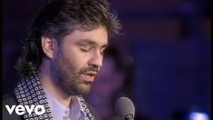 Andrea Bocelli - Con Te Partiro - Live From Piazza Dei Cavalieri, Italy / 1997 Ellie Goulding, Best Songs, My Favorite Music, Love S, Music Is Life, All About Time, Music Videos, Singing, Memories