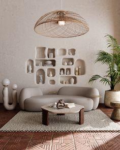 Interior Desing, Interior Design Inspiration, Interior Styling, Interior Architecture, Interior Decorating, Organic Architecture, Story Inspiration, Design Living Room, Living Room Interior