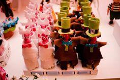 tubinhos decorados