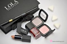 It Girls colección maquillaje otoño-invierno 2014 Lola Make Up