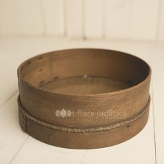 antique sieve www.tiffanijedlickaphotography.com