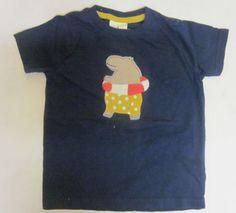 Boys top MINI BODEN T shirt  baby 18 - 24 months NEW Bargain #MiniBoden #tshirt