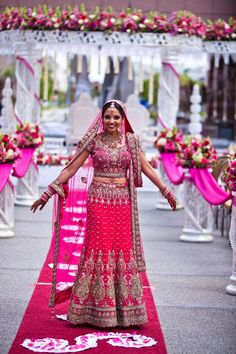 Beautiful Bride and Setting