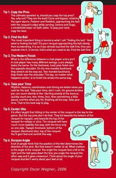 """Tennis tips to improve your game! Concepts To Increase Your Golf Skills. """"All Things TENNIS!"""" You could obtain additional details at the image link. Pro Tennis, Tennis Tips, Tennis Clubs, Tennis Players, Tennis Humor, Tennis Gear, Tennis Clothes, Tennis Techniques, Tennis Serve"""