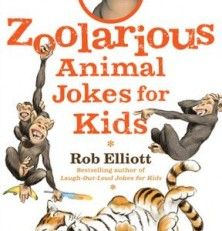 Free Kindle Book: Zoolarious Animal Jokes for Kids by Rob Elliott (with NOOK link)