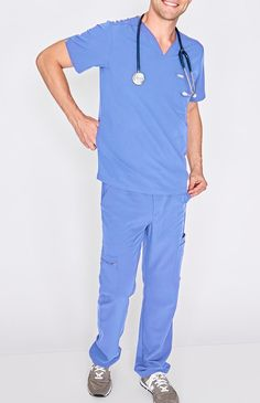Medical Scrub Sets V-neck Short Sleeve Men Surgical Gown Beauty Salon Clothing Hospital Summer Medical Scrubs Men Nurse Uniform Coat+pants S-2xl