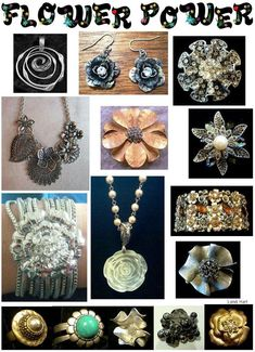 FLOWER POWER! (Premier Designs Jewelry) Contact me, Cindy Stuart, if you would like to get it FREE! cindy4premier@gmail.com