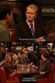 How I met your mother, my favorite show