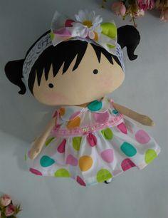 Textile, Tilda Toy, Minnie Mouse, Chiffon, Disney Characters, Dolls Dolls, Charms, Fabric Dolls, Feltro