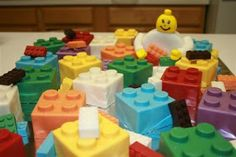 Smooth Stones Academy: The Lego Cake