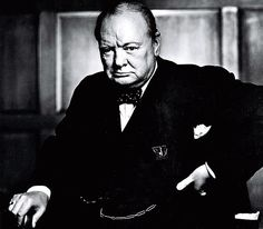"""April 9th is Winston Churchill Day. Enjoy a couple of his quotes.       Nancy Astor: """"Sir, if you were my husband, I would give you poison."""" Churchill: """"If I were your husband I would take it.""""    Bessie Braddock: """"Sir, you are drunk."""" Churchill: """"Madam, you are ugly, but in the morning, I shall be sober."""""""