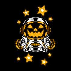 Space Halloween - NeatoShop