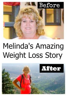 Click the pic to see the pics of my sister, Melinda's, amazing weight loss story. You'll find out how she lost 72 lbs. I'm so proud of her!