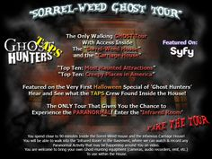 Join us on of our Savannah Ghost Tours or Savannah Historic Home Tours. Learn about the Sorrel-Weed's unique history and investigate the Paranormal! Savannah Tours, Historic Savannah, Visit Savannah, Savannah Chat, Haunted Attractions, No Boys Allowed, Places In America, Ghost Tour, Ghost Hunters