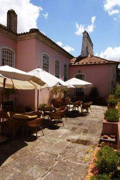 Pousada de Queluz Lisboa.Un restaurante espectacular !!!!