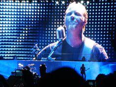 Metallica Québec 2011