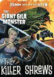 The Killer Shrews/The Giant Gila Monster [DVD]