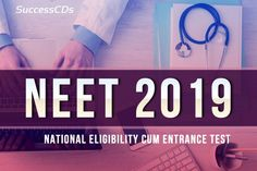 NEET 2019 – National Testing Agency announces NEET 2019 Exam Dates. National Eligibility cum Entrance Test (NEET) will be organized by the NTA (National Testing Agency) twice in a year. It is the only national level medical entrance exam. Neet Exam, Medical Council, Exams Tips, Course Offering, Entrance Exam, Medical College, Application Form, Study Materials, Human Resources