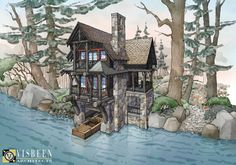 Architectural Tutorial: Timber Frame | Visbeen Architects