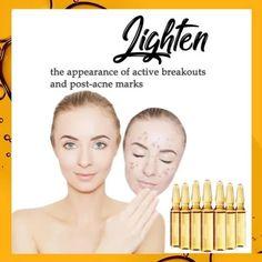 Dermagical - Premium Pigment Zero Niacinamide (Box off 7 Ampoules – Dermagical. Acne Marks, Shrink Pores, Oxidative Stress, Even Skin Tone, Time 7, Facial Oil, Skin Brightening, Dark Spots, Zero