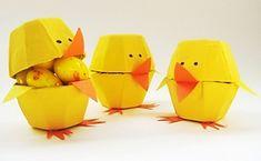 Preschool Crafts for Kids*: Easter Chick Egg Carton Cup Craft Easter Crafts To Make, Cup Crafts, Easter Crafts For Kids, Easter Decor, Easter Ideas, Easter Stuff, Kids Diy, Paper Crafts, Easter Activities
