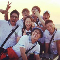 Fans are saddened to see Gary go but what has the cast have to say about him leaving Running Man after 6 years of being in the show? Korean Tv Shows, Korean Variety Shows, Korean Actors, Running Man Korean, Ji Hyo Running Man, Running Man Funny, Running Man Guest, Running Man Members, Lee Min