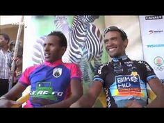 TOUR CYCLISTE DU RWANDA 2014 : Première étape Kigali/Kibungo-Ngoma :  96,400 Km. DEBESAY AU SPRINT ! La première étape du Tour du Rwanda a offert la victoire à l'Erythréen Mekseb Debesay de l'équipe allemande Bike and Aid. Il a battu au sprint trois autres Erythréens au sprint alors que le Marocain Mouhsine Lahsaini son concurrent direct pour le classement de l'UCI Africa Tour avait été lâché dans les derniers kilomètres.