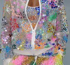 PRINTS, PATTERNS, TEXTURES, DETAILS FROM LONDON CATWALKS (WOMENSWEAR S/S 2016) / Ashish