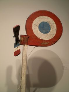 Unknown artist 'The Sport World', ca. 1920s, American Folk art, Milwaukee Museum of Art, Milwaukee, Wisconsin