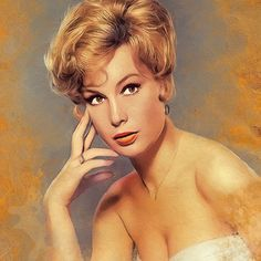 Painting - Barbara Eden, Vintage Actress by Esoterica Art Agency , Vintage Tv, Vintage Glamour, Vintage Hollywood, Hollywood Glamour, Hollywood Stars, Classic Hollywood, Vintage Girls, Barbara Eden, Molly Ephraim Bikini