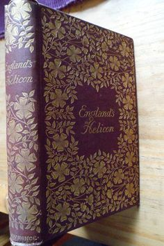 England's Helicon - A.H. Bullen, 1899 edition - Lyrical and Pastoral Poems | eBay