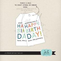I Know My Savior Lives Primary 2015 Birthday by LittleMissMissy