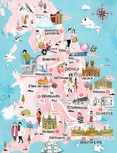 16 things to visit in 16 cities in England – Now. Here. This. – Time Out London #england #uk