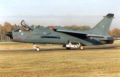 F-8P Crusader French Navy
