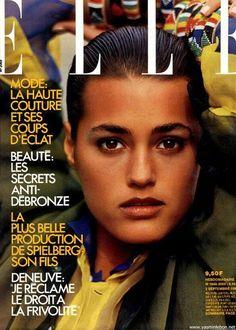 Yasmin Le Bon 1985