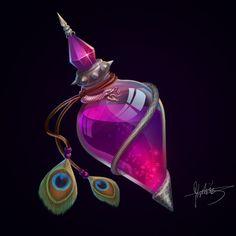 欧美icon Dungeons And Dragons Classes, Dungeons And Dragons Homebrew, Anime Weapons, Fantasy Weapons, Magic Bottles, Antique Perfume Bottles, Weapon Concept Art, Game Icon, Fashion Design Drawings