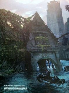 "Article - Uncharted 4: A Thief's End Concept Art Emerges. ""You might even discover some secrets about Drake himself."""