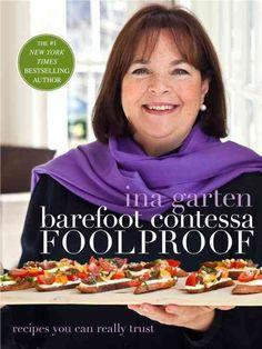 ina garten barefoot contessa foolproof
