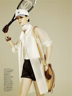 sans faute: jamily wernke by daniel riera for stylist france #003 2nd may 2013