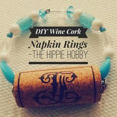 Visit http://www.getitgirlstyle.com/diy-crafts/  One of the fun items we made  #winecorks  napkin ring holders - cute and easy! - #upcycled  #upcycledcraft #crafts #crafty  @best_upcycler #DIY  #diycrafts  #diys #diyluv @diyluv