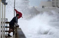 (AP Photo/Israel Leal)A man watches the waves crash in the resort area of Cancun, Mexico, Sunday, Nov. 8, 2009, as Hurricade Ida moved through the region.Things to do at the start of each season: Home/belongings Check insurance coverage; make sure...