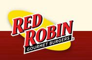 /PRNewswire/ -- Alert your taste buds! Red Robin Gourmet Burgers, Inc. (Red Robin) is two weeks away from bringing even more craveable gourmet burgers to the. Red Robin Burgers, Red Robin Gourmet Burgers, Red Robin Coupons, Red Robin Campfire Sauce, Red Robin Restaurant, American Restaurant, Auction Donations, Donation Request, Gluten Free Buns