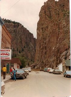 Colorado by coconv, via Flickr  (Creede -- HH)