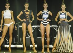 Elle Summer Preview 2013: os Desfiles da coleção verão 2014 na Ponte Estaiada, em São Paulo. Moda praia no blog de moda e estilo.