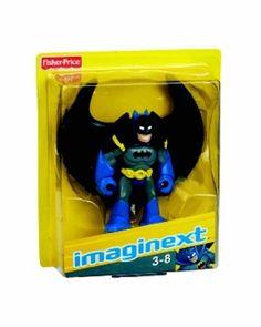 Fisher Price Imaginext Batman DC Super Friends 7cm Figure