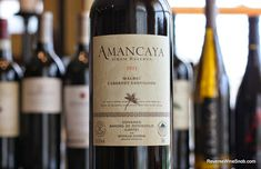 The Reverse Wine Snob: Bodegas Caro Amancaya Gran Reserva 2011 - Ripe And Ready. A very expressive, very tasty wine. Get it for for just $15.99 plus FREE SHIPPING from Cork Exclusive.