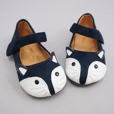 Bimbo Bimba Fox Shoes (2C)