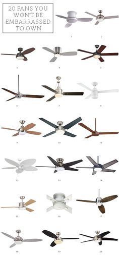 Ceiling fan size guide how to measure and size a fan for any room 20 ceiling fans you wont be embarrassed to own dreamgreendiy mozeypictures Gallery